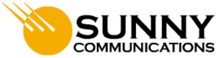 sunny communications logo savvik buying group