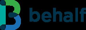 behalf logo no background